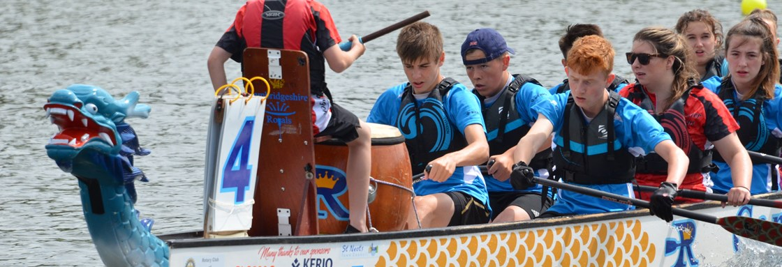 Junior Paddlers